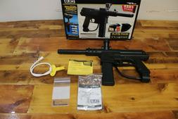 JT Paintball Gun Semi automatic DL9 Black Marker Kit 8 Balls