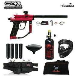 MAddog Azodin KAOS 2 Beginner HPA Paintball Gun Package B -