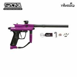Azodin Kaos 2 Paintball Gun Package - Purple/Black