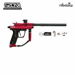 Azodin Kaos 2 Paintball Gun Marker Red Black