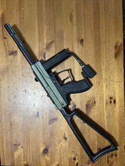 kingman spyder paintball marker gun semi-auto Tested MR1 gre