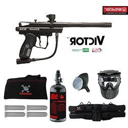 MAddog Kingman Spyder Victor Beginner HPA Paintball Gun Star