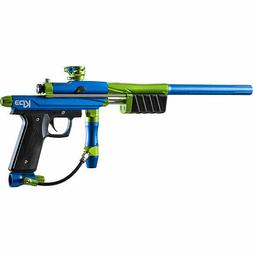 Azodin KP3.5 Kaos Pump Paintball Marker - Blue / Green