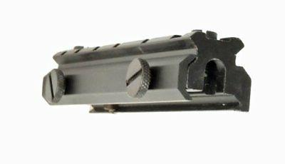 3Skull x Sight Rail Riser Rail - NEW - BLACK