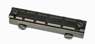 """3Skull x 5"""" Sight Weaver Rail for gun - NEW"""
