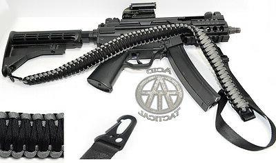 Tactical 550 Paracord Rifle Gun Shotgun Paintball 2 Point Sl