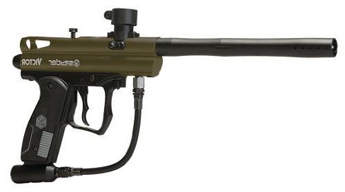Spyder Paintball Marker Gun Olive