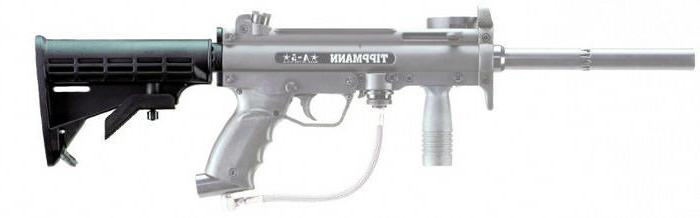 TIPPMANN A-5 Collapsible Stock