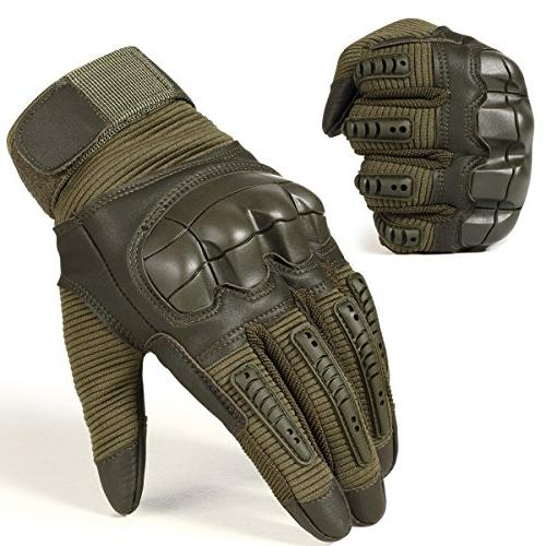 army military tactical touch rubber