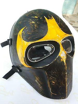 Army of Two Batman Paintball Airsoft BB Gun Masks Protective