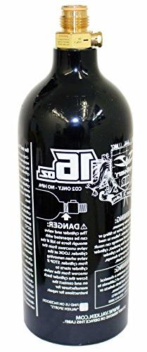 16oz Co2 Tank for Paintball Marker