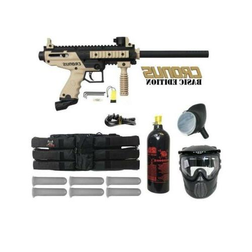Tippmann Cronus Paintball Marker Gun Player Package Harness,