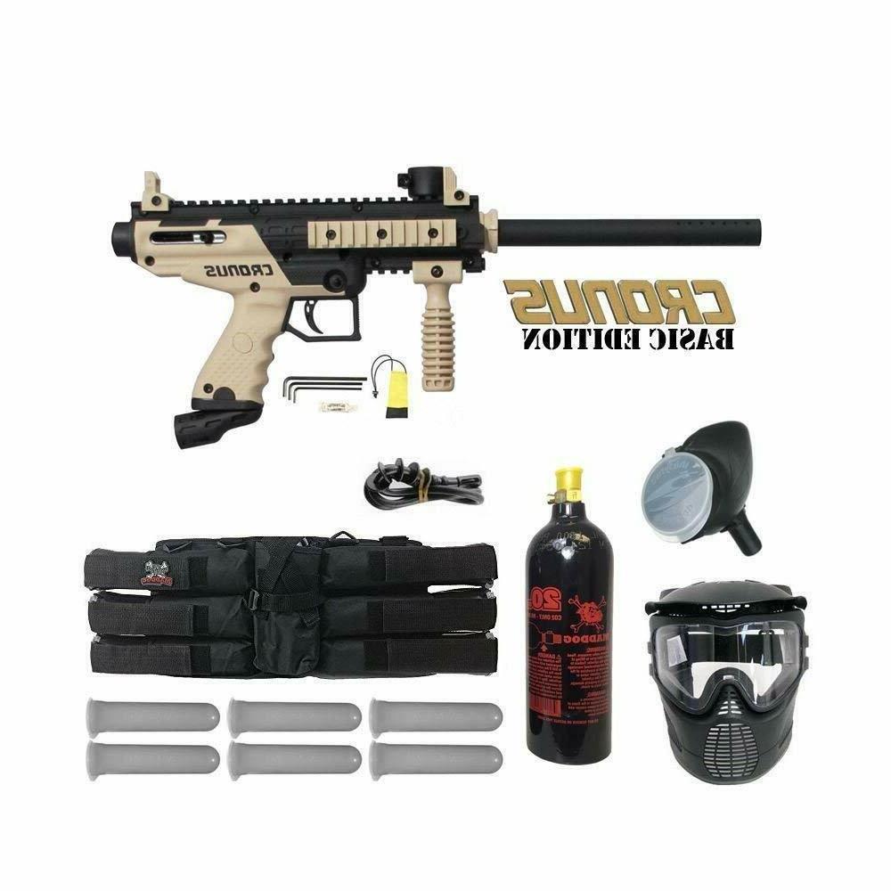 cronus paintball marker gun player package