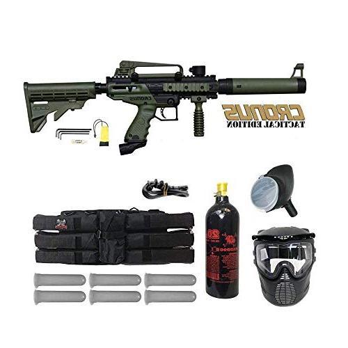 Tippmann Cronus Gun Player