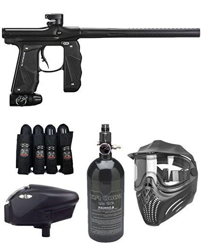Empire Mini GS Expert HPA Paintball Gun Package