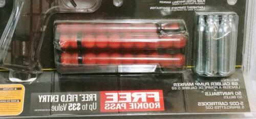JT Paintball Pistol Gun New