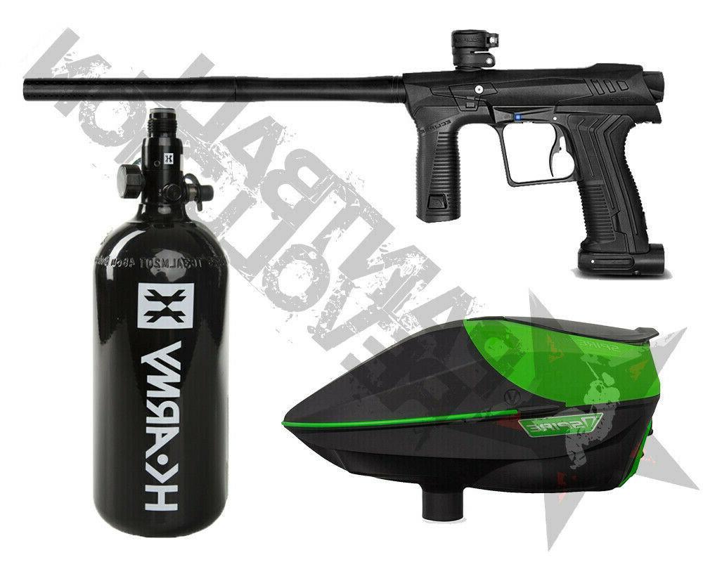 etha 2 paintball marker gun premium package