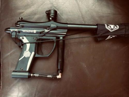 fenix electronic paintball marker gun black