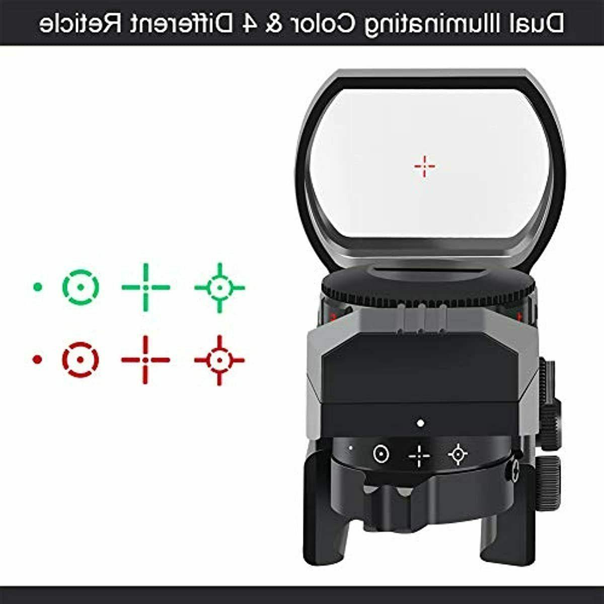 Feyachi Reflex Sight Adjustable and S