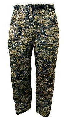 Tippmann Paintball Field Pants -  Digi Camo - 2XL