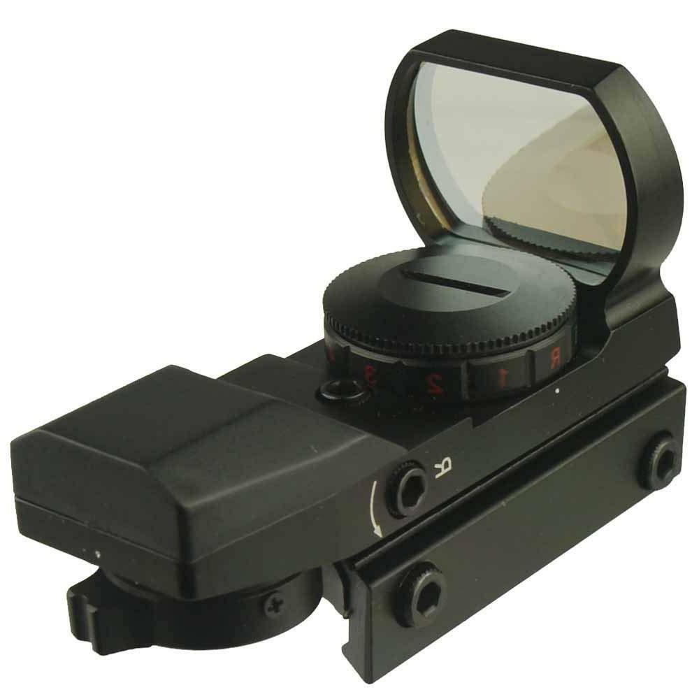 Green Reflex Sight Scope w/ 4 Reticles Shotgun, BB