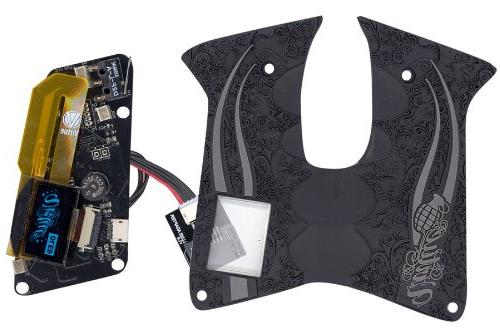 luxe paintball board