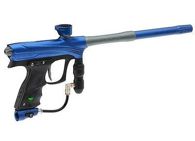 Proto Matrix MaXXed Rize Paintball Gun Marker - Blue and Gre