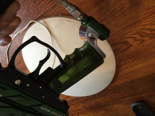 Metallic Green Spyder Paintball