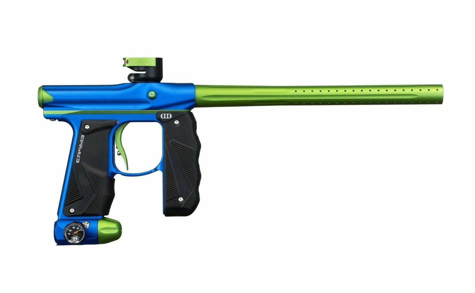 mini gs electronic speed ball paintball gun