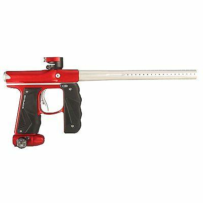 New Empire Mini Electronic Speed Ball Paintball Gun Marker Red /