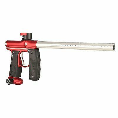 New Electronic Speed Ball Gun Marker - Red / Silver