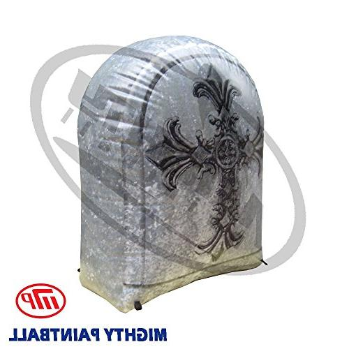 mp tombstone shape inflatable air