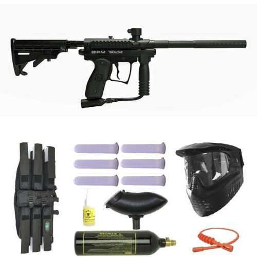 mr100 paintball gun marker mega