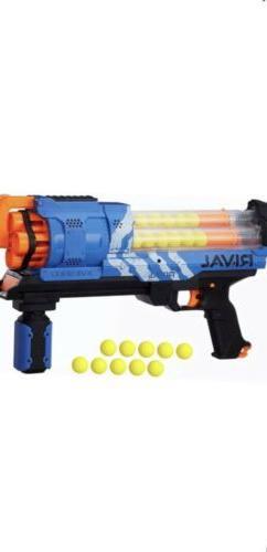 Nerf Rival Artemis XVII-3000 Blaster - Blue High Impact. Bra