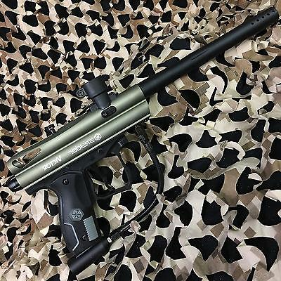 NEW Spyder Victor Semi-Auto Mechanical Paintball Gun Olive Green