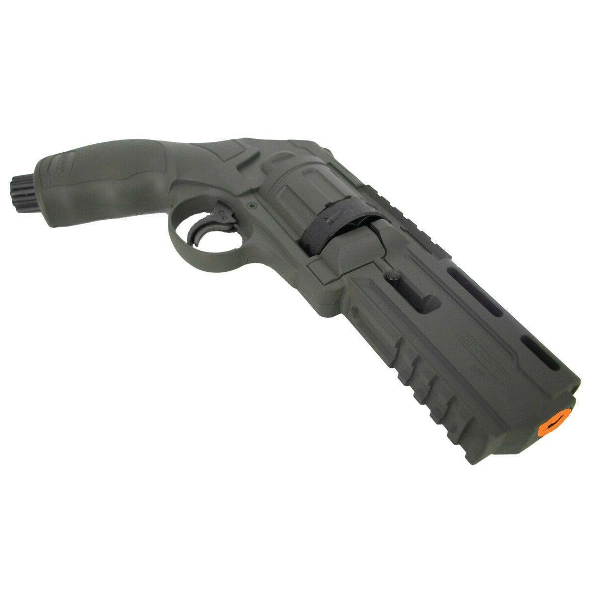 New Cal Paintball Pistol Marker Revolver - Grey