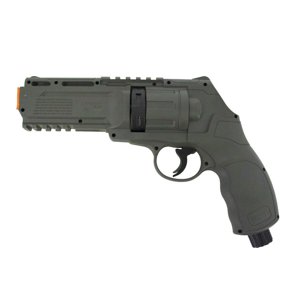 New Cal Pistol Marker Revolver - Grey