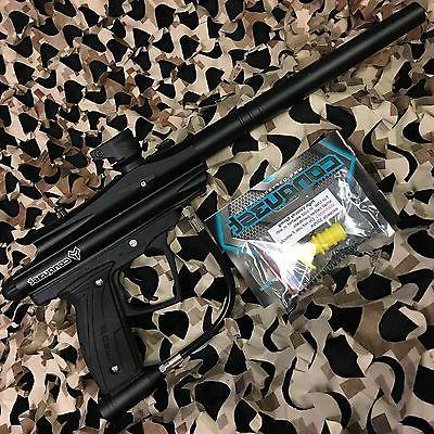 new conqu3st semi auto mechanical paintball gun
