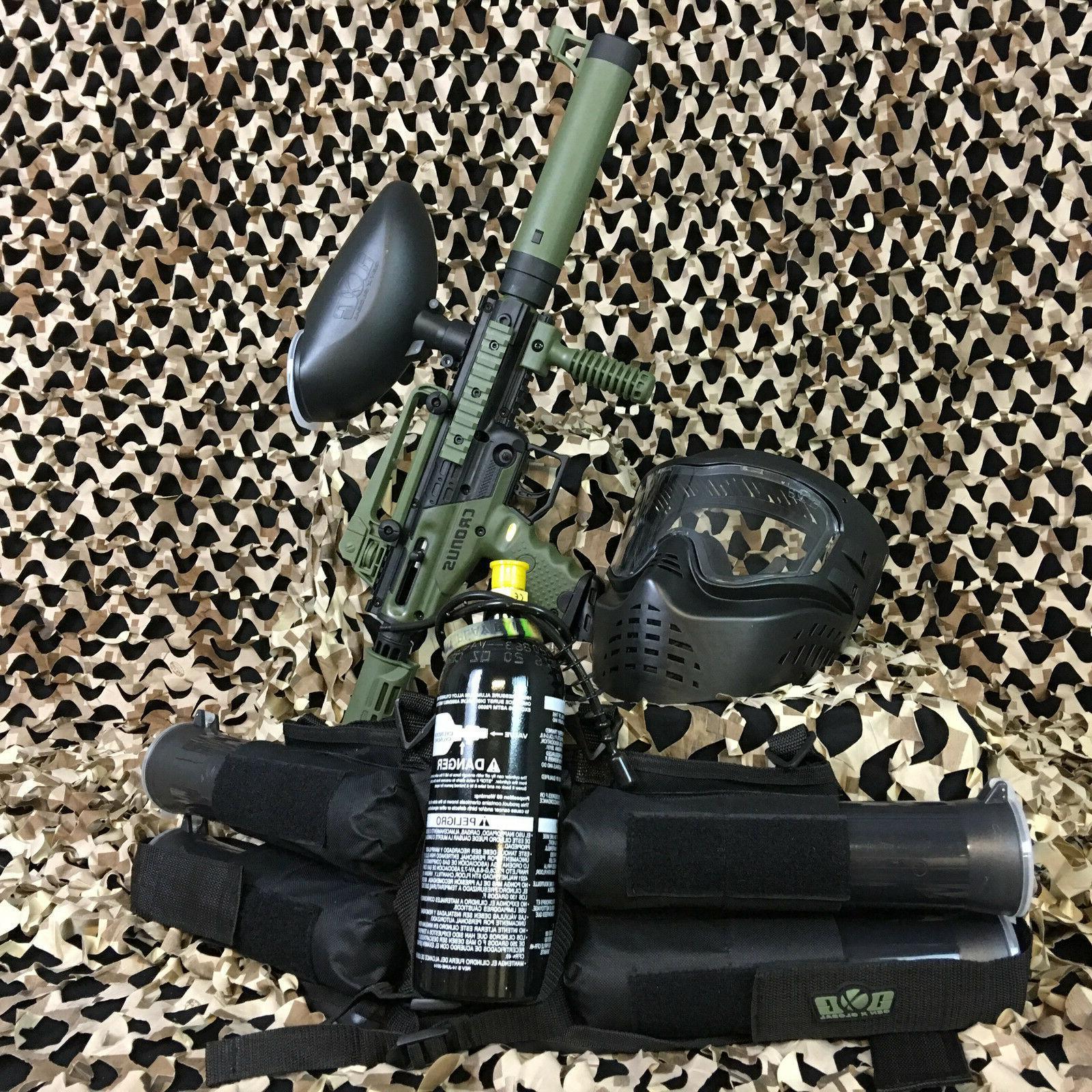 new cronus tactical epic paintball marker gun