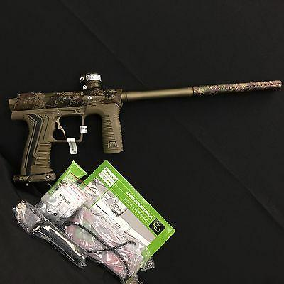 NEW Planet 2 Electronic Paintball Gun Marker Earth