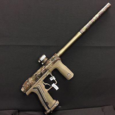 new etha 2 electronic paintball gun marker