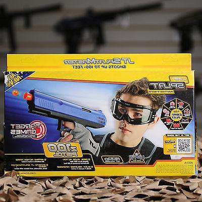 NEW JT Splatmaster Z100 Beginner Spring Paintball Pistol Gun