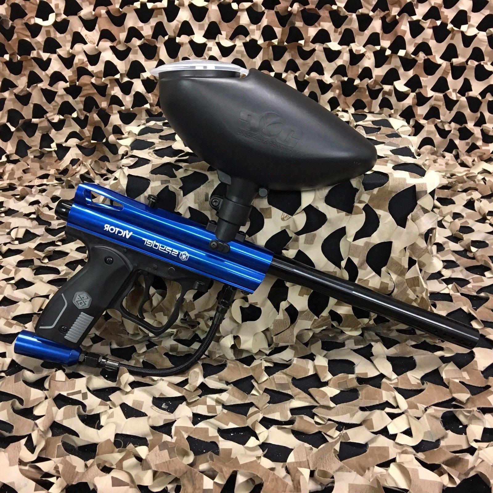 NEW EPIC Gun Package Kit - Gloss Blue