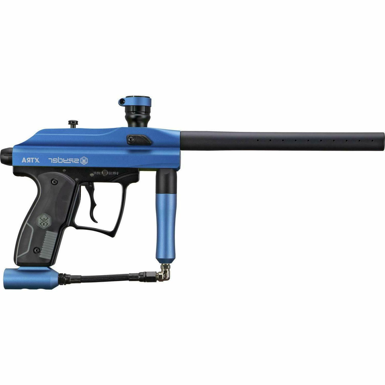 New Kingman Spyder Paintball Gun Matte