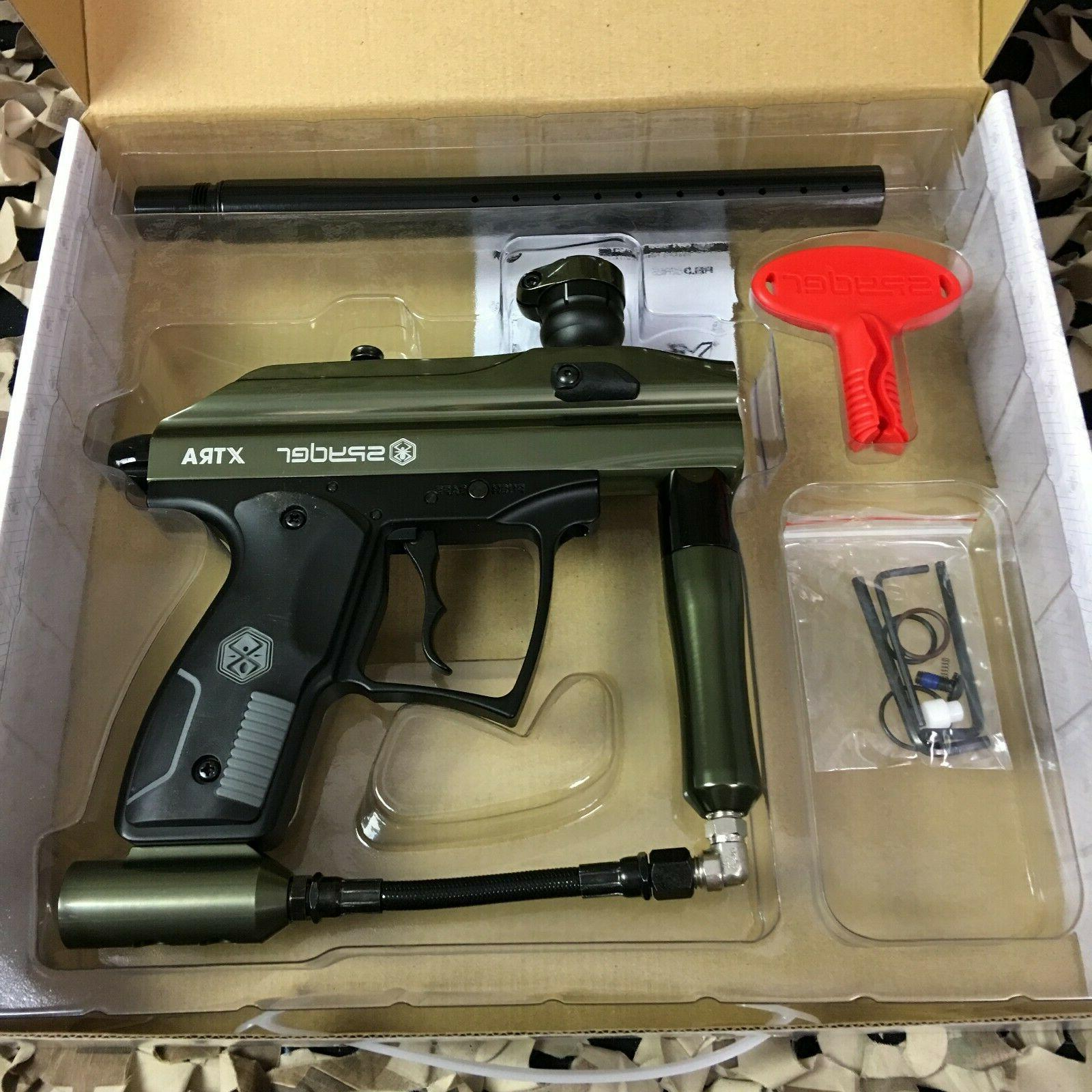 NEW SEMI-AUTO PAINTBALL GUN/Marker - GLOSS