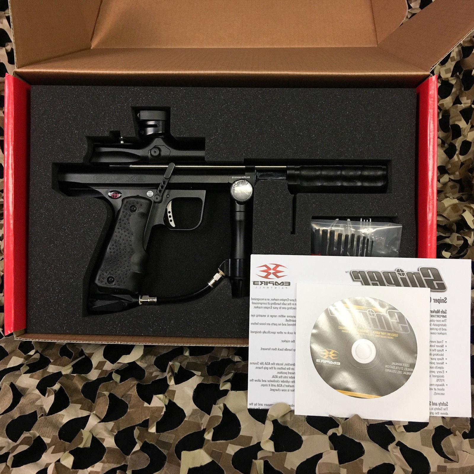 NEW Empire Tournament Pump Paintball Gun Marker
