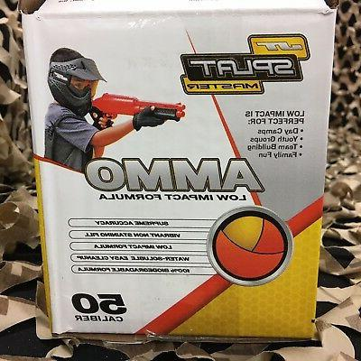 NEW Splatmaster Low Impact - Yellow Fill