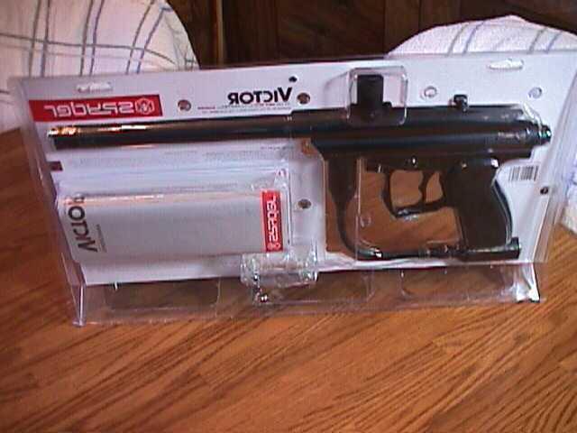 NEW SPYDER GUN .68 CALIBER SERIES