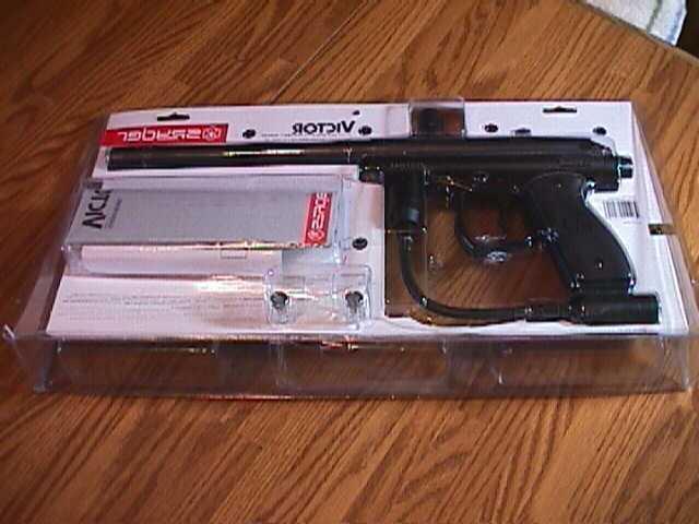 NEW SPYDER VICTOR PAINTBALL GUN CALIBER