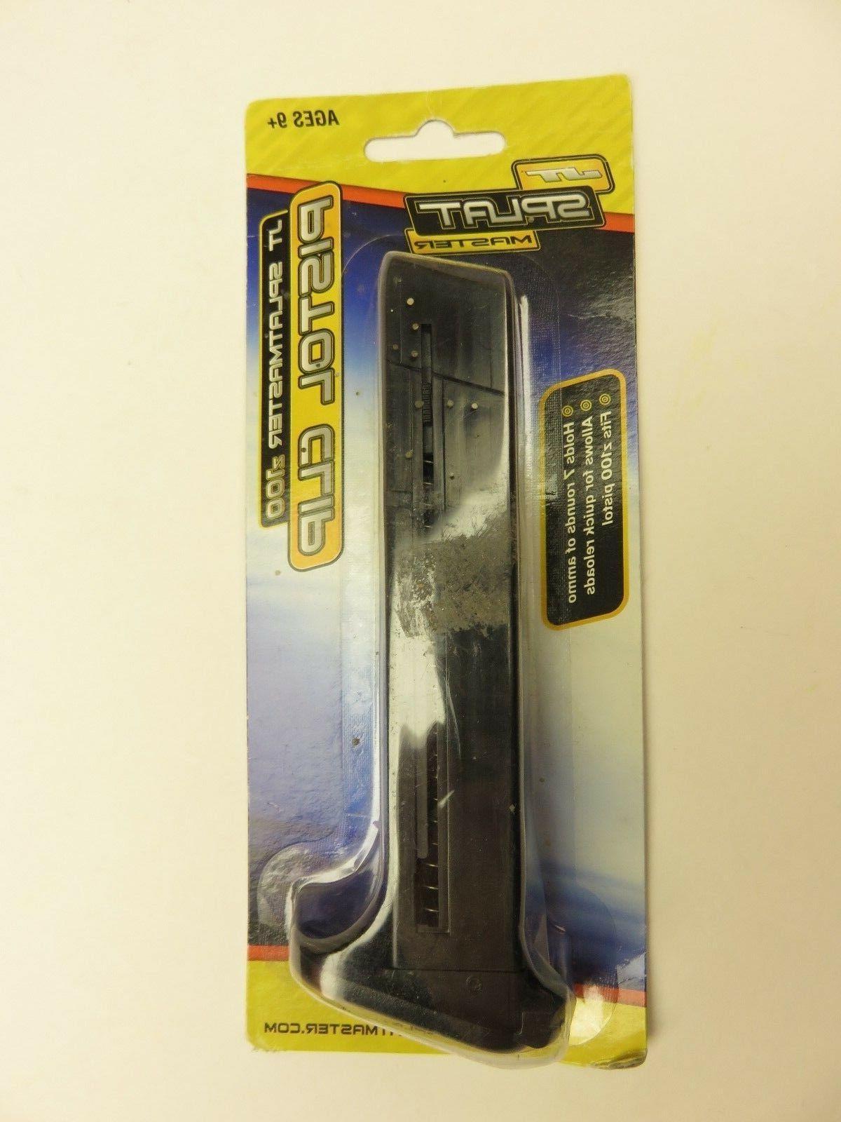 nib z100 pistol clip holds 7 rounds